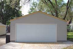 Two Car Garage Chaska Minnesota