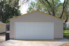 Two Car Garage Chaska Minnesota