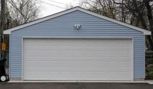 Free Garage Plans From Western Garage Builders. 2 Car Garage