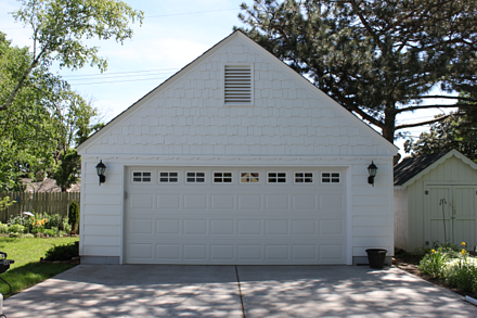 St Louis Park Detached Garage
