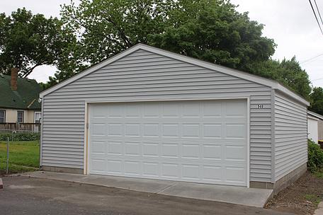 South St Paul Garages Western Garage Builder