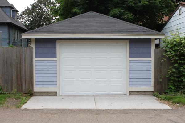 St Paul  Garage 16x22