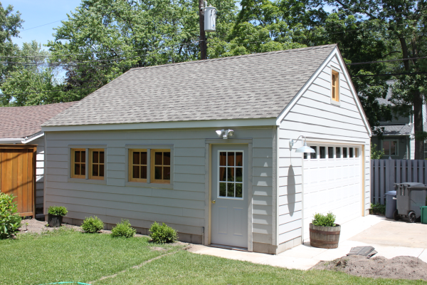 Garage builders minneapolis two car garage cost for Garage builders prices