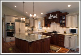 Parade of Homes Kitchen