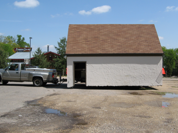 Garage moving requirements minneapolis for Western garage
