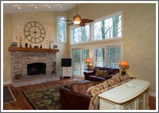 Remodelers Showcase Great Room