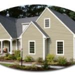 Adding siding to a house