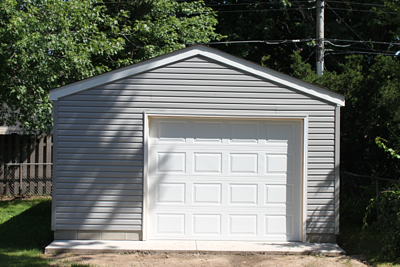 St paul garages twin cities garage builder for Rangements garage saint paul