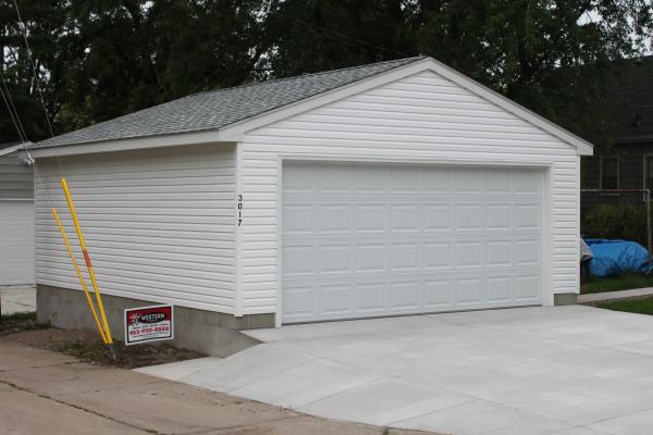 Mpls Two Car Garage Builder Reviews