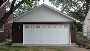Two Car Richfield MN Garages