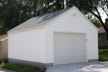 1 car garage style_Garages_with_Storage