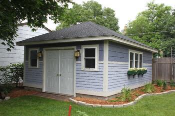 Garage builders mn garage styles average garage size for Rangements garage saint paul