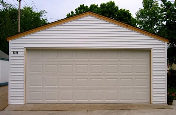 Affordable Minneapolis 2 Car Garage