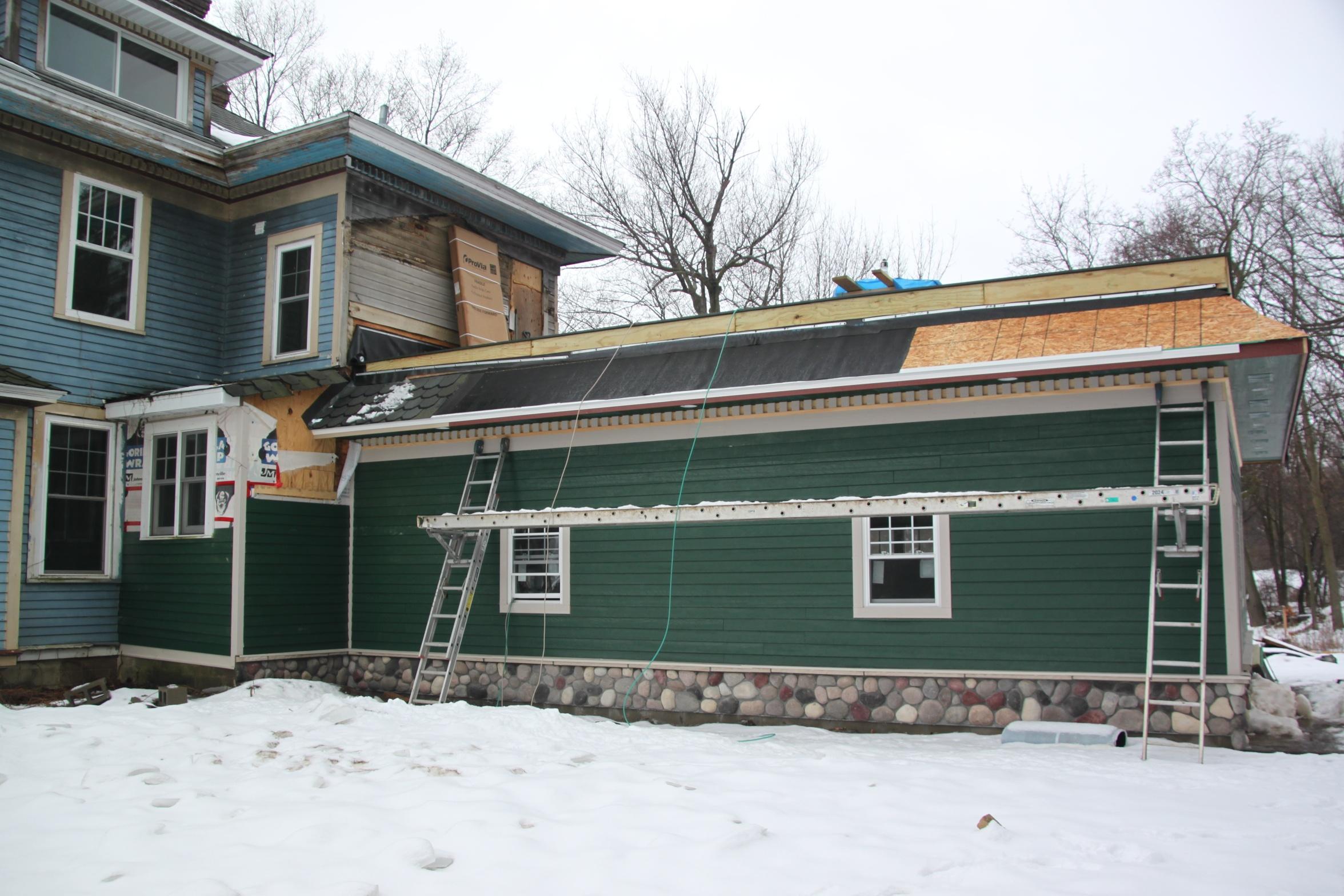 Minnesota custom garage builders western construction inc for Western garage