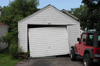 Garage Replacement Minneapolis