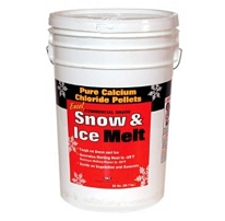 Ice Melting Products Damage Concrete