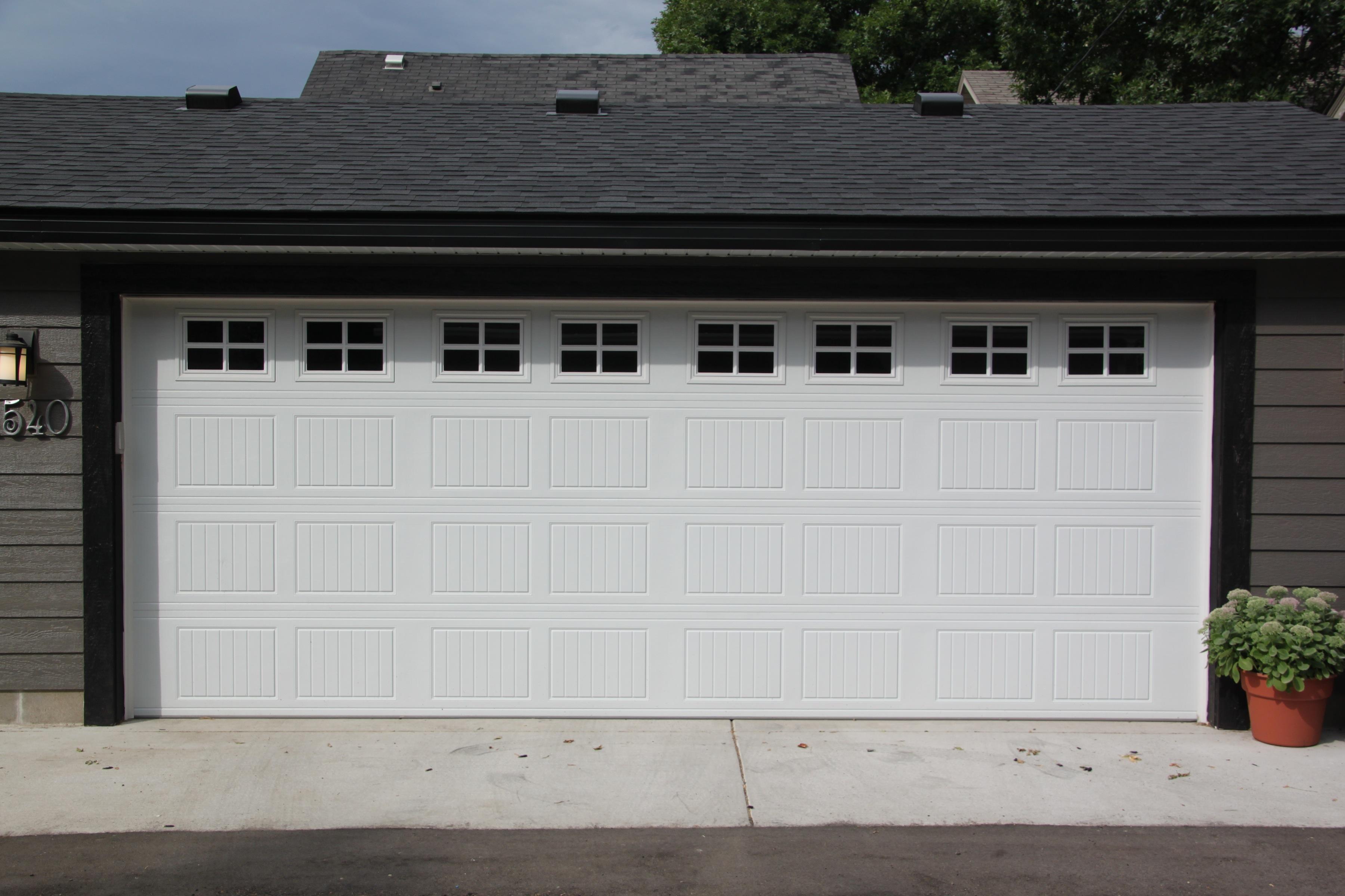 St Paul Garage Door