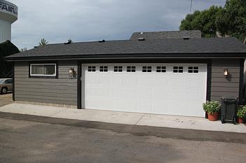St Paul Garage Home Office