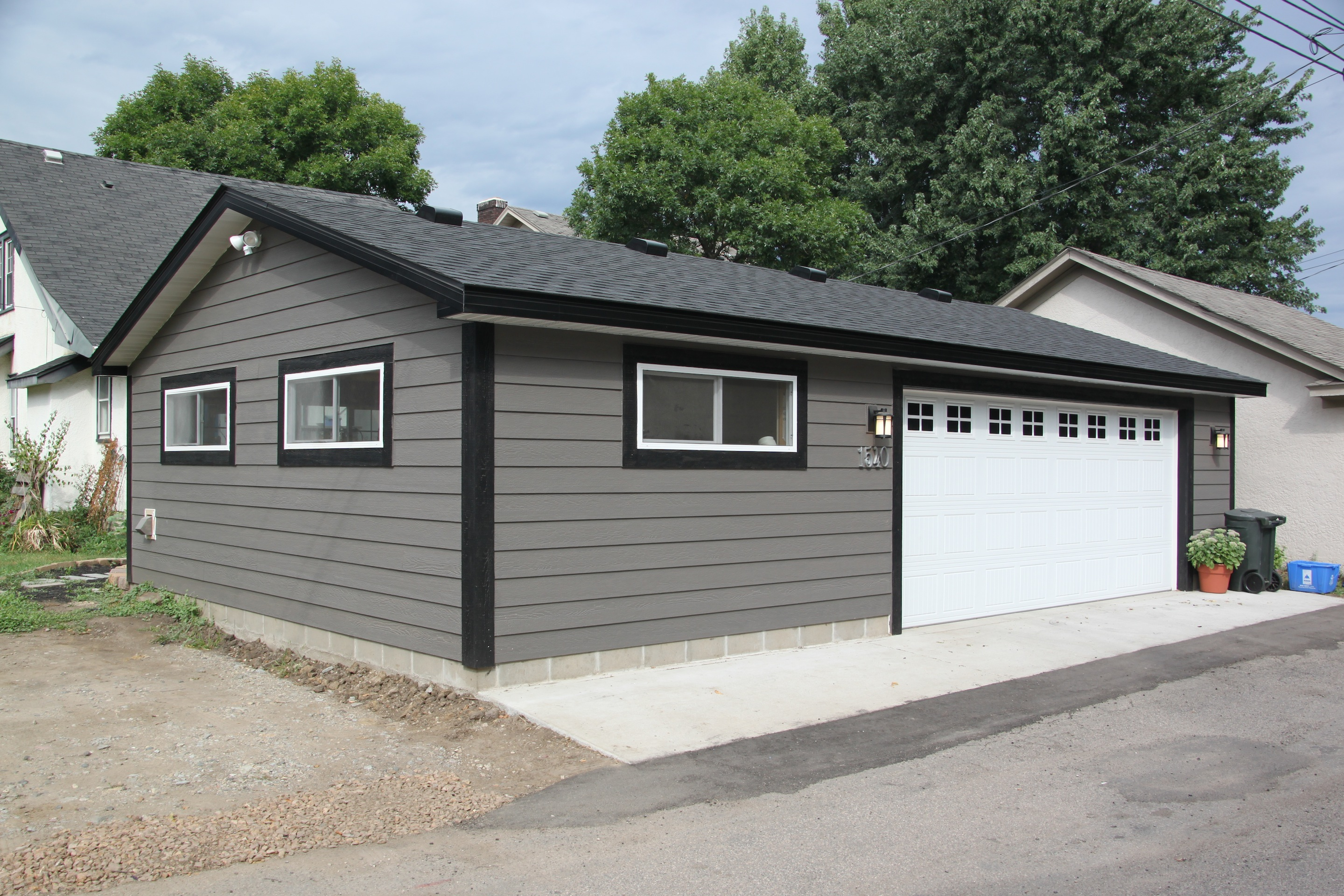 Detached home office Modern Propertycasualty360 St Paul Garage Home Office