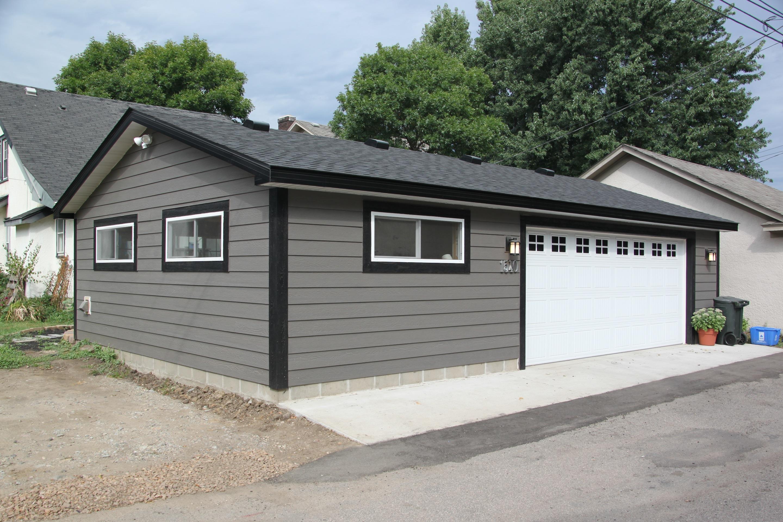 Garage Builders MN