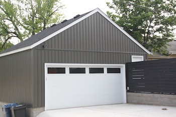 Minneapolis st paul garage designs and styles gallery for Garage doors blaine mn